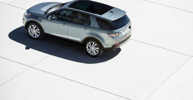 2016 Land Rover Discovery Sport 2.0 Si4 HSE  第5張相片