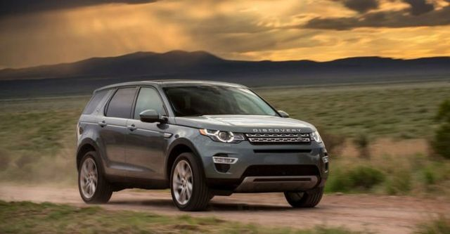 2016 Land Rover Discovery Sport 2.2 SD4 HSE  第1張相片