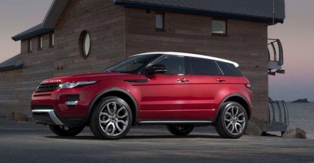 2016 Land Rover Range Rover Evoque 5D Si4 HSE Dynamic  第3張相片