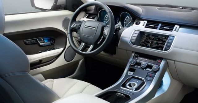 2016 Land Rover Range Rover Evoque 5D Si4 HSE Dynamic  第8張相片