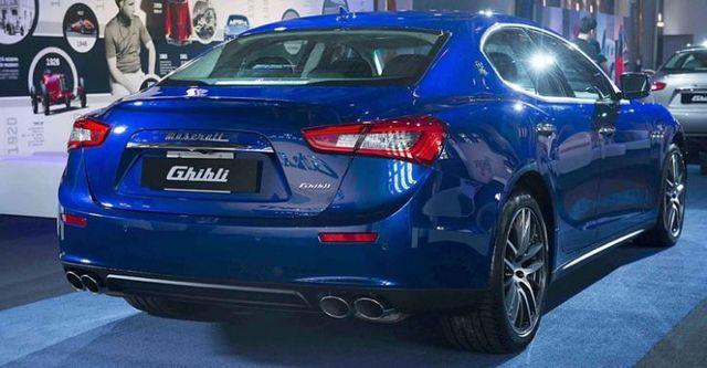 2016 Maserati Ghibli 3.0 V6 Sport  第2張相片