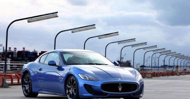 2016 Maserati GranTurismo 4.7 Sport Auto  第1張相片