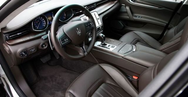 2016 Maserati Quattroporte S Q4  第7張相片