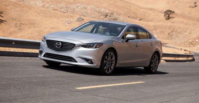 2016 Mazda 6 SKY-D尊貴型  第1張相片