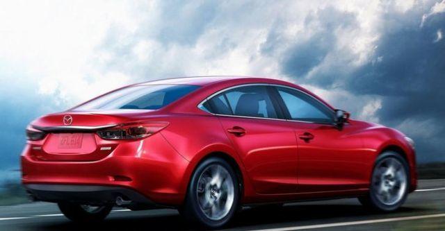 2016 Mazda 6 SKY-D尊貴型  第4張相片