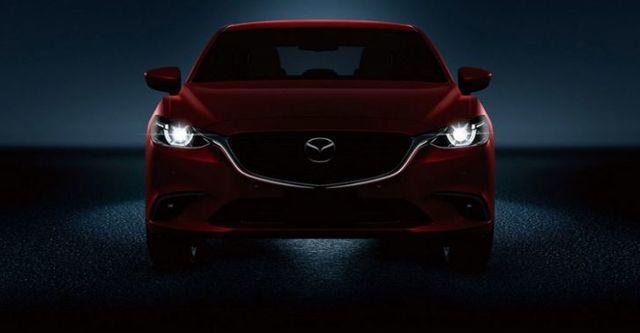 2016 Mazda 6 SKY-D頂級型  第3張相片