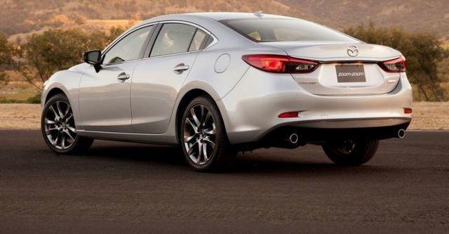 2016 Mazda 6 SKY-D頂級型  第5張相片