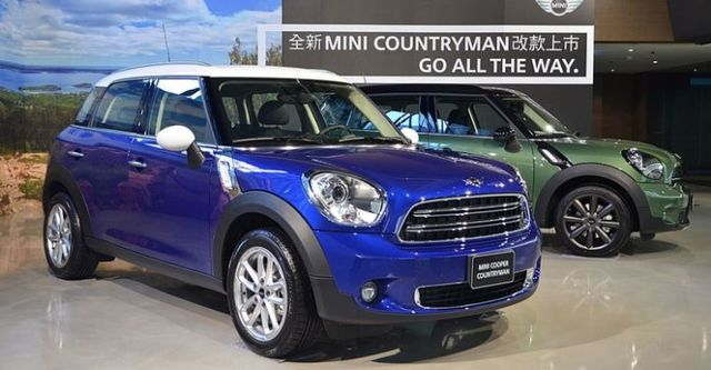 2016 Mini Countryman Cooper  第1張相片