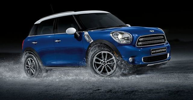 2016 Mini Countryman Cooper  第3張相片
