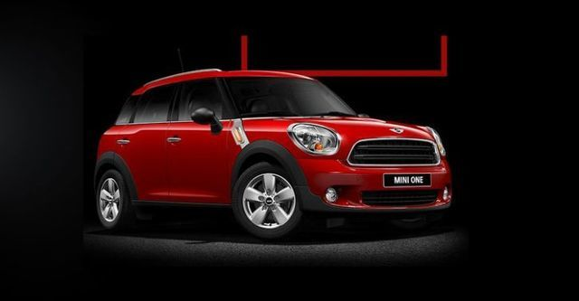 2016 Mini Countryman One  第1張相片