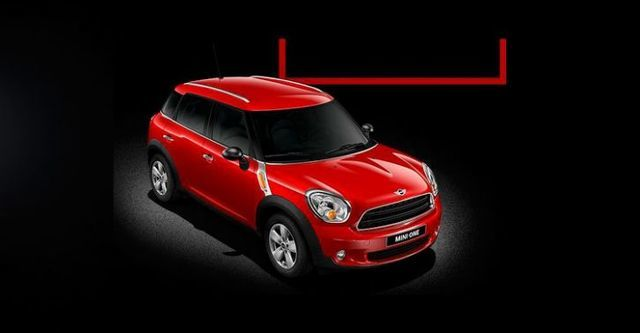 2016 Mini Countryman One  第2張相片
