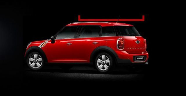 2016 Mini Countryman One  第4張相片
