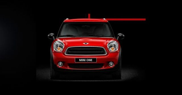 2016 Mini Countryman One  第5張相片