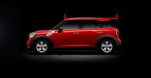 2016 Mini Countryman One  第6張相片