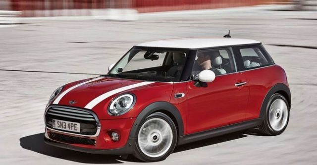 2016 Mini Hatch Cooper  第1張相片