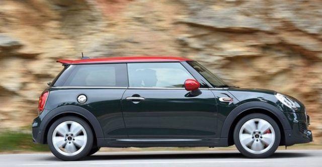 2016 Mini Hatch John Cooper Works手排版  第5張相片