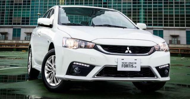 2016 Mitsubishi Lancer Fortis 1.8豪華型  第3張相片
