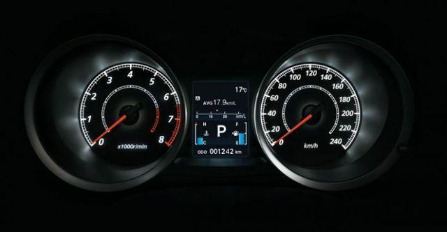 2016 Mitsubishi Lancer Fortis 1.8豪華型  第8張相片