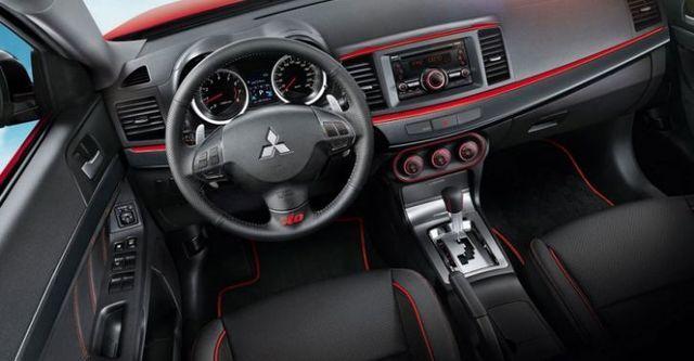2016 Mitsubishi Lancer iO 1.8悍動型  第6張相片