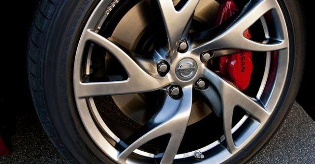 2016 Nissan 370Z Coupe 3.7  第8張相片