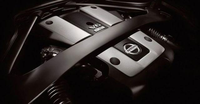 2016 Nissan 370Z Coupe 3.7  第9張相片