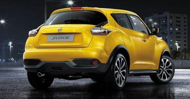 2016 Nissan Juke 1.6渦輪增壓旗艦版  第2張相片