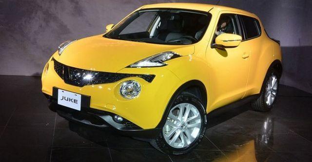 2016 Nissan Juke 1.6自然進氣豪華版  第5張相片