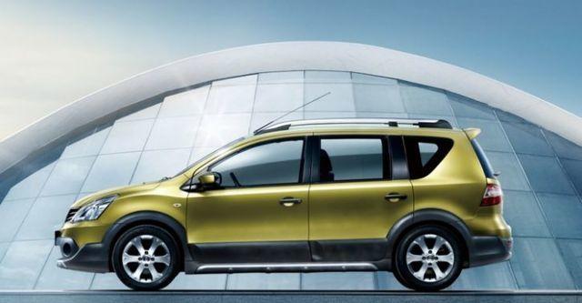 2016 Nissan Livina 1.6行家版  第5張相片