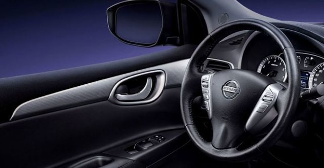2016 Nissan Sentra Aero 1.8 傳奇版  第9張相片