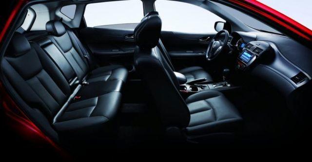 2016 Nissan Tiida 5D Turbo旗艦版  第8張相片