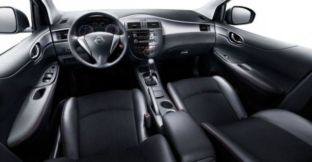 2016 Nissan Tiida 5D 傳奇版  第8張相片