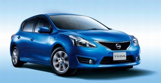 2016 Nissan Tiida 5D 旗艦版  第1張相片