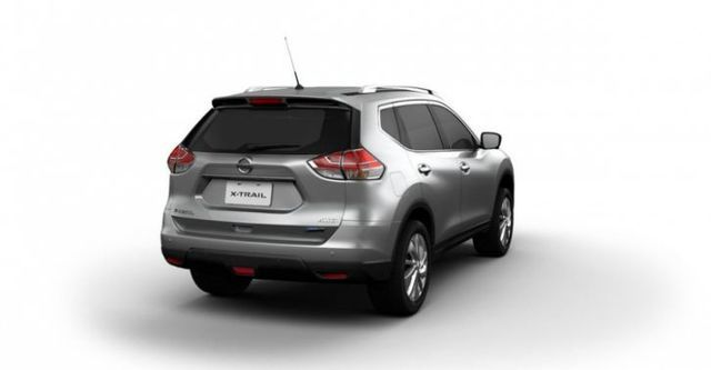 2016 Nissan X-Trail 2.0玩美影音版  第5張相片
