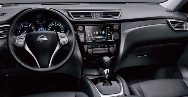 2016 Nissan X-Trail 2.0玩美影音版  第8張相片