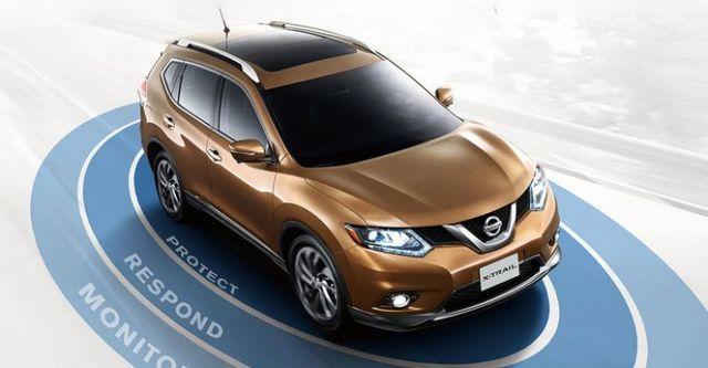 2016 Nissan X-Trail 2.5豪華影音版  第2張相片