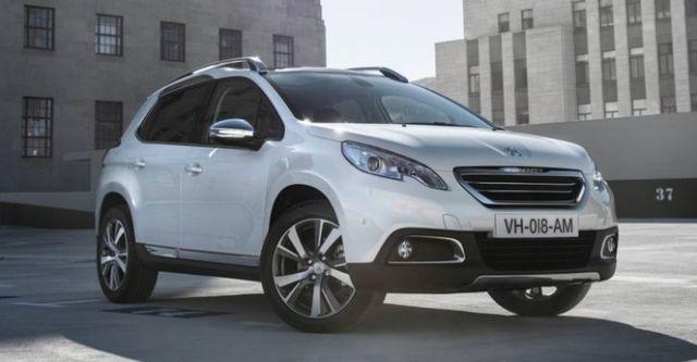2016 Peugeot 2008 1.6 e-HDi  Active  第1張相片