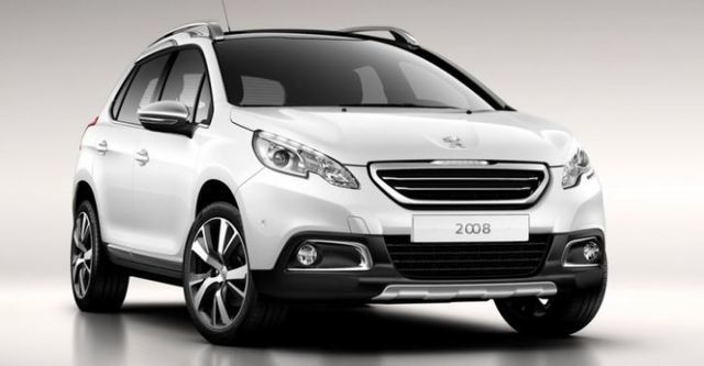 2016 Peugeot 2008 1.6 e-HDi  Active  第4張相片