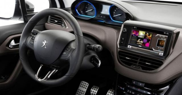 2016 Peugeot 2008 1.6 e-HDi  Active  第8張相片