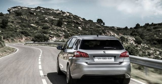2016 Peugeot 308 1.6 Blue HDi  Access  第4張相片