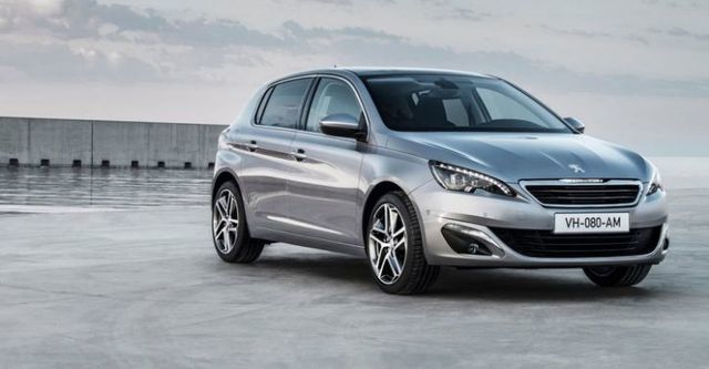2016 Peugeot 308 1.6 Blue HDi  Active  第3張相片