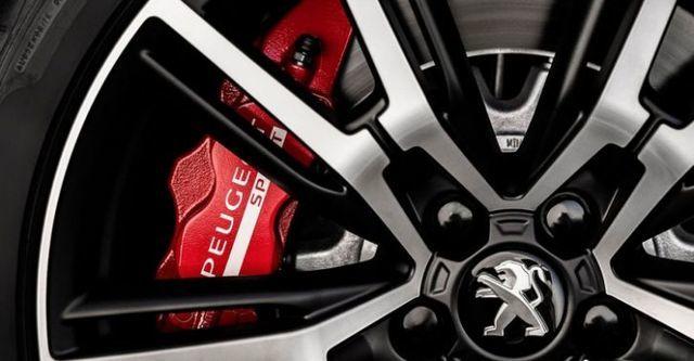 2016 Peugeot RCZ R  第4張相片