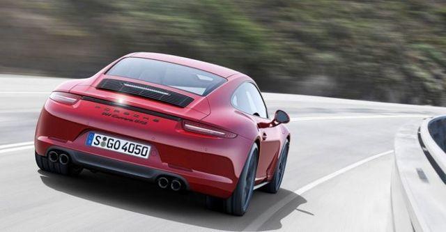 2016 Porsche 911 Carrera GTS Coupe  第8張相片