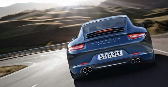 2016 Porsche 911 Carrera S Coupe  第2張相片