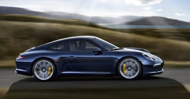 2016 Porsche 911 Carrera S Coupe  第3張相片