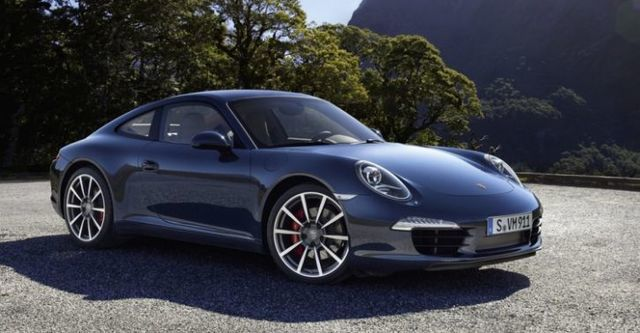 2016 Porsche 911 Carrera S Coupe  第4張相片