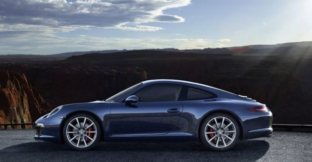 2016 Porsche 911 Carrera S Coupe  第5張相片