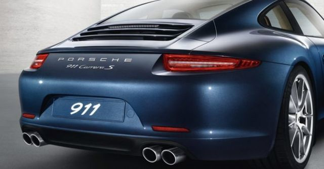 2016 Porsche 911 Carrera S Coupe  第6張相片