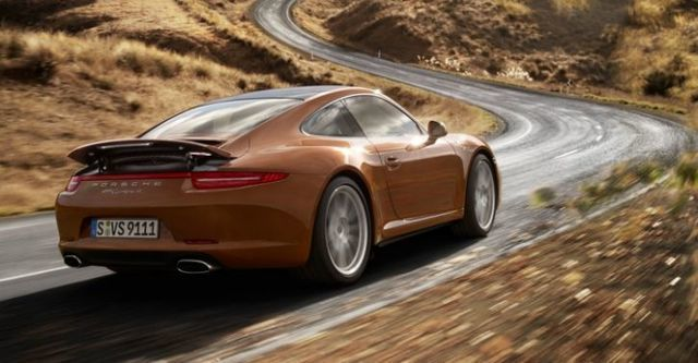 2016 Porsche 911 Carrera 4 Coupe  第3張相片