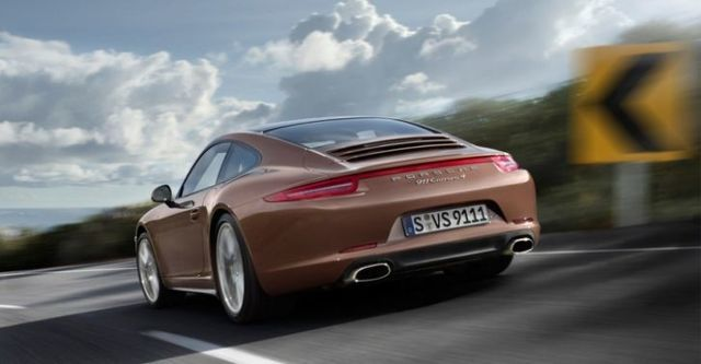2016 Porsche 911 Carrera 4 Coupe  第4張相片