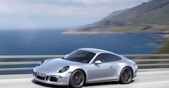 2016 Porsche 911 Carrera 4 GTS Coupe  第5張相片